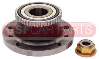 Wheel Hub & Bearing Kit Rear RENAULT ESPACE III 98 02 Enlarged