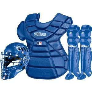 Wilson Silver Series Baseball Catchers Gear Set   Youth