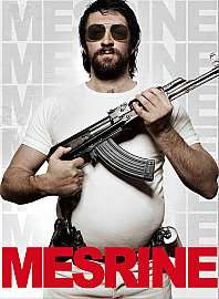 Mesrine   Killer Instinct DVD 5060116723915