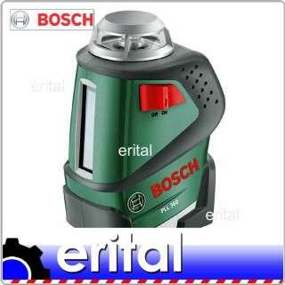 Bosch Livella laser autolivellante PLL 360