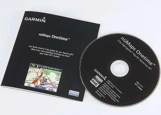 Garmin nüMaps Onetime™ North America Map update download DVD for
