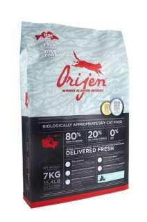 Orijen 6 Six Fish Cat Food Grain Free 80/20 5.5lbs