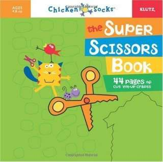 The Super Scissors Book (Klutz Chicken Socks)   Compare Prices