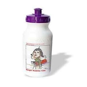 Cartoons   Gengis Madeline Kahn   Water Bottles: Sports & Outdoors