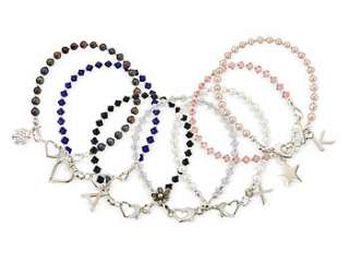 Mix and match these exquisite sterling silver friendship bracelets