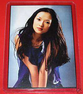 Zhang Ziyi Best Asian Actress China Beauty Star Magnet