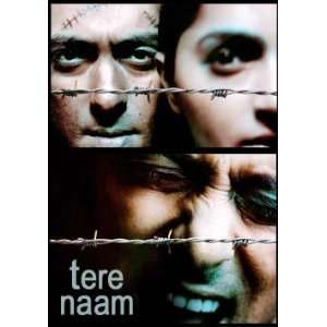 Tere Naam Bollywood Feature Film Salman Khan, Bhoomika