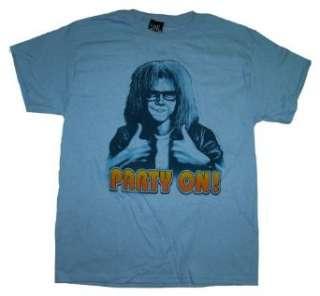 Waynes World Garth Party On Saturday Night Live Movie T