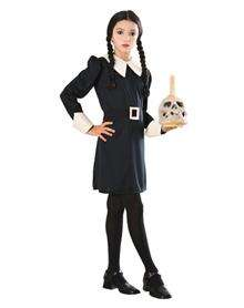 Wednesday Addams Costume on Spirit Halloween Costumes