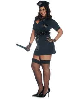 Hat Plus Costume  Sexy Police/Firefighter Halloween Costumes