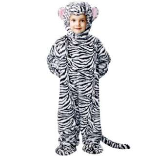Animal Planet White Tiger Cub Toddler Costume, 34350