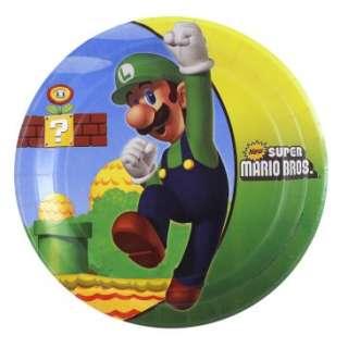 Super Mario Bros. Dessert Plates, 44939