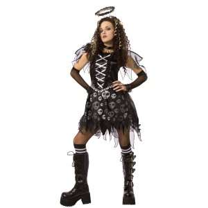 Gothic Skull Dark Angel Child Costume, 62762