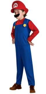 Toddler Mario Costume   Nintendo Super Mario Brothers Costumes