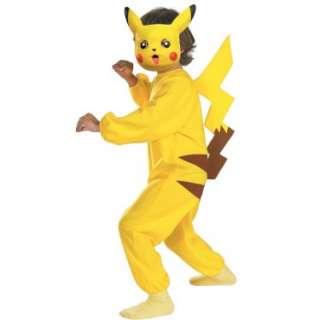 Halloween Costumes Pokemon Pikachu Child Costume