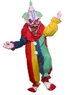 Big Top Clown Suit   Decorations & Props