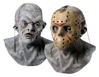Deluxe Jason Voorhees Mask   Friday the 13th Masks   15RU4169