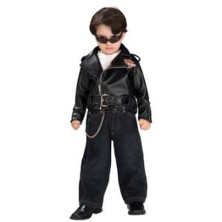 Toddler Harley Davidson Costume Jacket   Easy and to the point costume