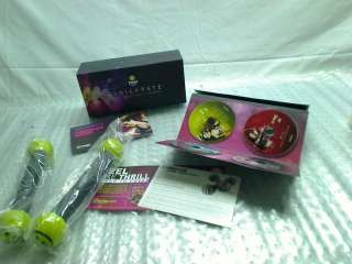 Zumba Fitness Exhilarate The Ultimate Experience DVD Set