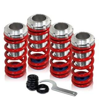Honda / Acura High Performance BLUE Adjustable High Low Kit Coilover