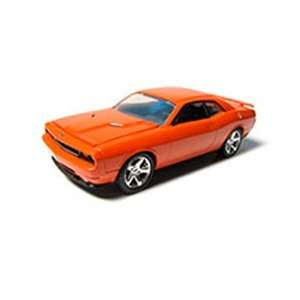 2009 Dodge Challenger R/T 1/64 Orange Toys & Games