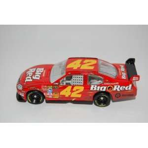 Montoya #42 Big Red Action Racing 1/64 Scale Stock Car Toys & Games