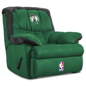 Boston Celtics NBA Team Logo Home Team Recliner Sports
