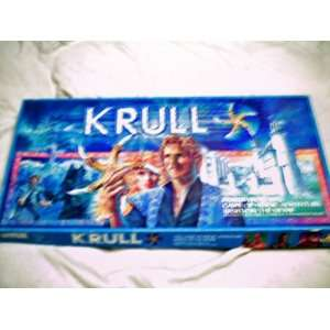 VINTAGE 1983 KRULL BOARD GAME  GAME OF HEROIC ADVENTURE Toys & Games