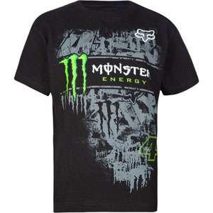 FOX Monster Tinsel Town Boys T Shirt 192664100  Graphic Tees