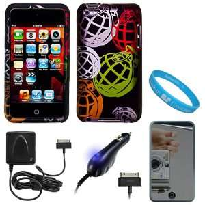 Blue LED For Apple iPhone 4, 3GS, 3G, iPod Touch, & Nano + Apple