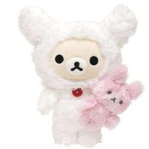 San x Korilakkuma 2011 Bunny Costume Plush Toys & Games