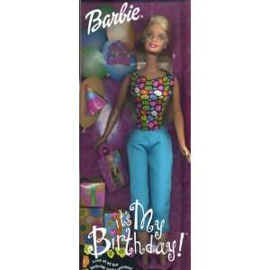 Special Edition Its My Birthday Barbie Doll Toys & Games