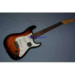 classic st250 sunburst st electric guitar china producer