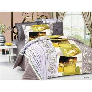 Bed in Bag Full Queen Bedding Gift Set By Arya Bedding