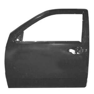 Chevy/GMC Primed Black Replacement Driver Door Shell Automotive