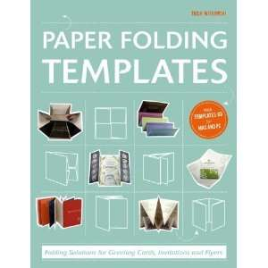 Paper Folding Templates Folding Solutions for Greeting Cards
