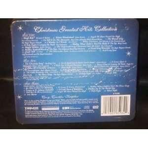 TMG Christmas Greatest Hits Collection 3 CD & 1 DVD