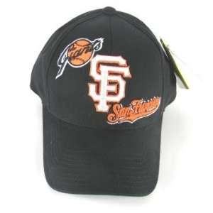 San Francisco Giants Cooperstown Collection Black Ballcap