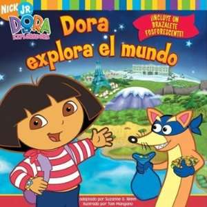 Dora Explora el Mundo (Doras World Adventure) Toys & Games