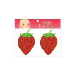 Edible Body Pasties   Strawberry: Everything Else