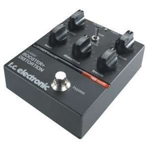 TC Electronic Classic Booster & Distortion Guitar Pedal