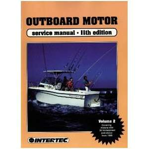 Outboard Motor Service Manual Volume II Sports & Outdoors