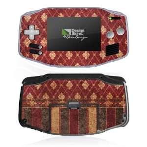Skins for Nintendo Game Boy Advance   Ruby Design Folie Electronics