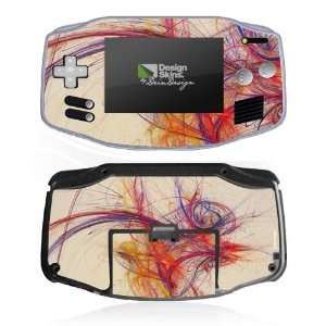 Design Skins for Nintendo Game Boy Advance   Chaotic