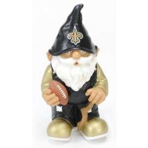 New Orleans Saints NFL Garden Gnome 8 Mini