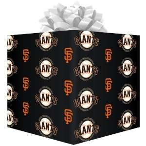 San Francisco Giants Team Logo Gift Wrap Paper  Sports