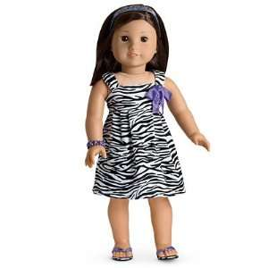 American Girl Safari Sundress for Dolls (My American Girl, American