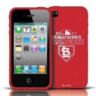 MLB St. Louis Cardinals Hard Case, Cover, Faceplate, SnapOn, Protector