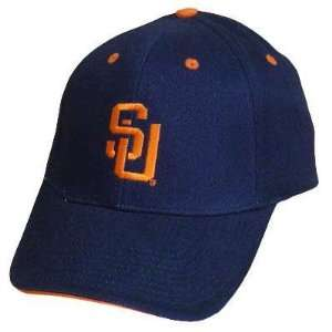 SU ORANGEMEN ORANGE NAVY BLUE HAT CAP