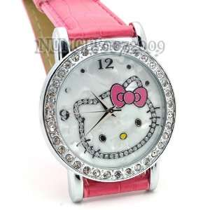 Miss Peggys Hello Kittys* Yw301hp Watch and a Hello Kitty